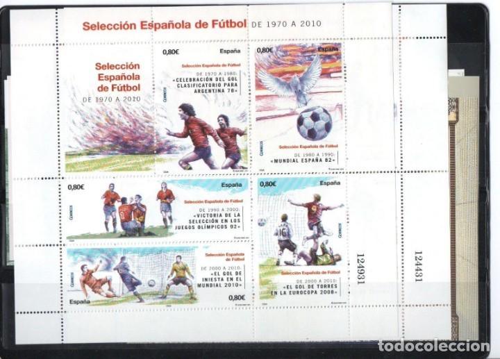 Sellos: Spain 2011 - España Spain Año Completo Year Complete 2011 MNH - Foto 2 - 145216046