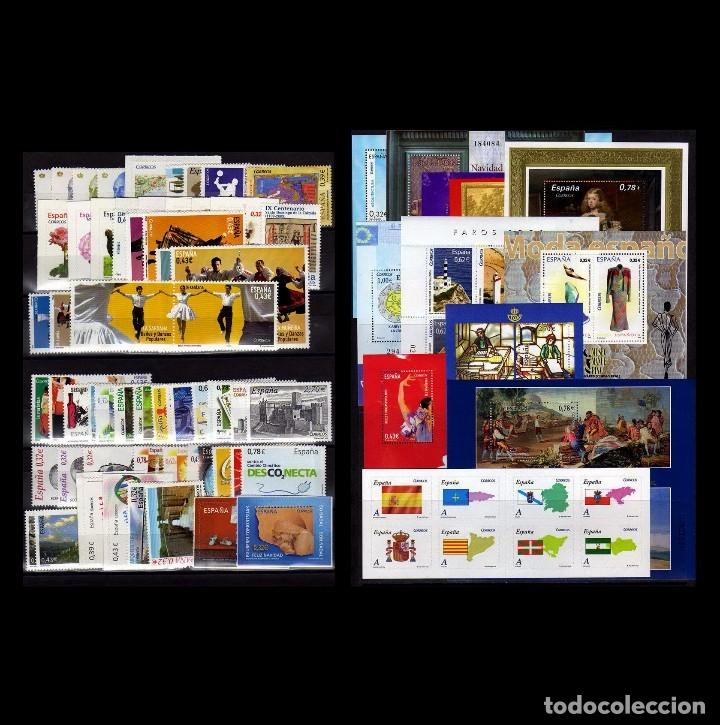 Sellos: Spain 2009 - España Spain Año Completo Year Complete 2009 MNH - Foto 1 - 145216122