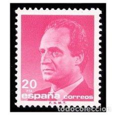 Sellos: ESPAÑA 1987. EDIFIL 2878. REY JUAN CARLOS I. NUEVO** MNH. Lote 145357630