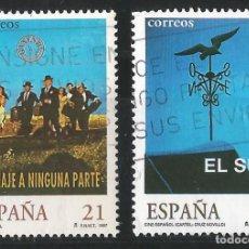Sellos: ESPAÑA - 1997 - CINE ESPAÑOL . Lote 147027066