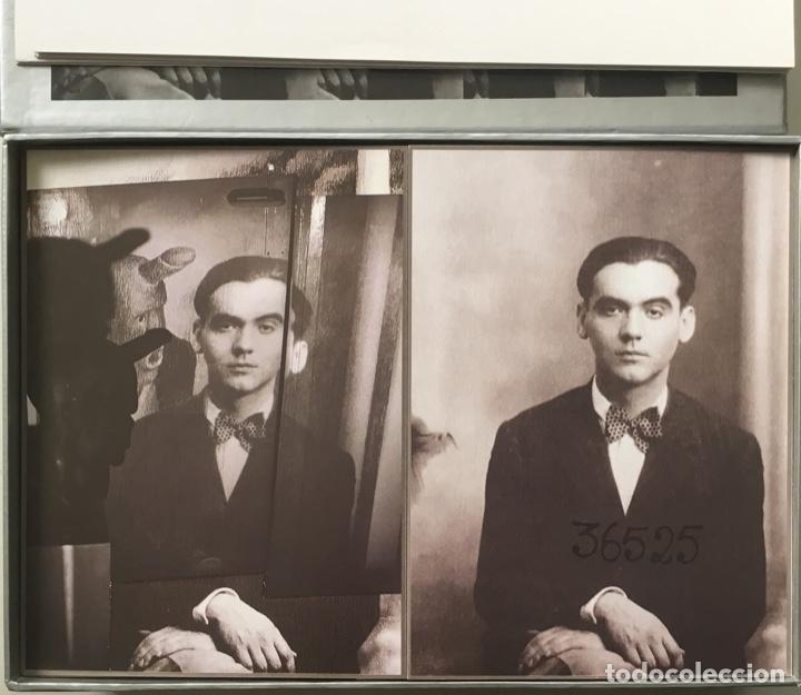 """Sellos: 1998-ESPAÑA Caja """"Cientos de postalicas Federico García Lorca"""" - más de 250 postales - - Foto 6 - 147482198"""