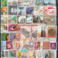 Sellos: ESPAÑA, 1991-1992 LOTE DE SELLOS USADOS, . Lote 147530686