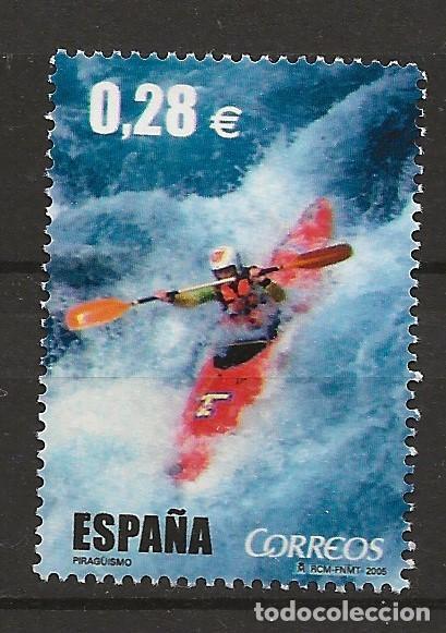 R60.G1/ ESPAÑA 2005 ** , PARA LOS JOVENES, AL FILO DE LO IMPOSIBLE (Sellos - España - Juan Carlos I - Desde 2.000 - Nuevos)