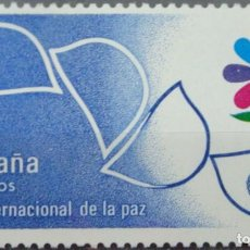 Sellos: ***AÑO INTERNACIONAL DE LA PAZ*** - 1 SELLO (1 VALOR) - EDIFIL 2844 - AÑO 1986 - NUEVO-LUJO. Lote 147684586