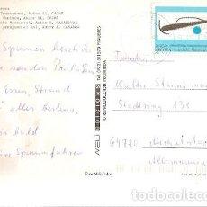 Sellos: ESPAÑA & MARCOFILIA, FIGUERES, MONUMENTO A LA TRAMONTANA, ROSES, MICHELSTADT ALEMANIA 1993 (379). Lote 148078278