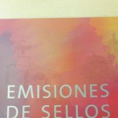 Sellos: 2004 EMISIONES DE SELLOS CORREOS ESPAÑA ANDORRA 2004 ALBUM..ESTUCHES .SELLOS. Lote 148417913