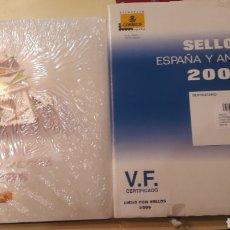 Sellos: SELLOS ESPAÑA Y ANDORRA 2006 LIBRO CORREOS ESTUCHES Y SELLOS. Lote 148418312