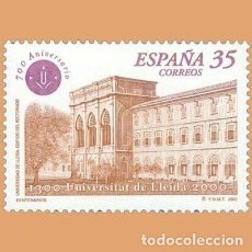 Timbres: NUEVO - EDIFIL 3703 - SPAIN 2000 MNH. Lote 184047905