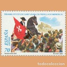 Sellos: NUEVO - EDIFIL 3720 - SPAIN 2000 MNH. Lote 277438573