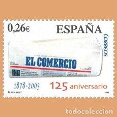 Sellos: NUEVO - EDIFIL 4012 - SPAIN 2003 MNH. Lote 277438378