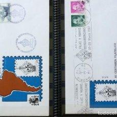 Sellos: ESPAÑA - FOTO 128- SOBRE 1987 - XII CERTAMEN HISPANO-AMERICANO. Lote 150393854