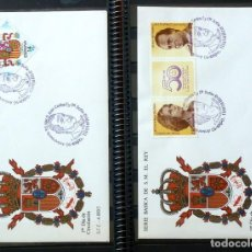 Sellos: FOTO 129 - 1986 SERIE BASICA DEL REY. Lote 150395054