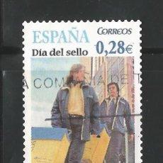 Sellos: ESPAÑA - 2005 - DIA DEL SELLO - EDIFIL 4174. Lote 150474314