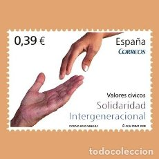 Sellos: NUEVO - EDIFIL 4393 - SPAIN 2008 MNH. Lote 254530480