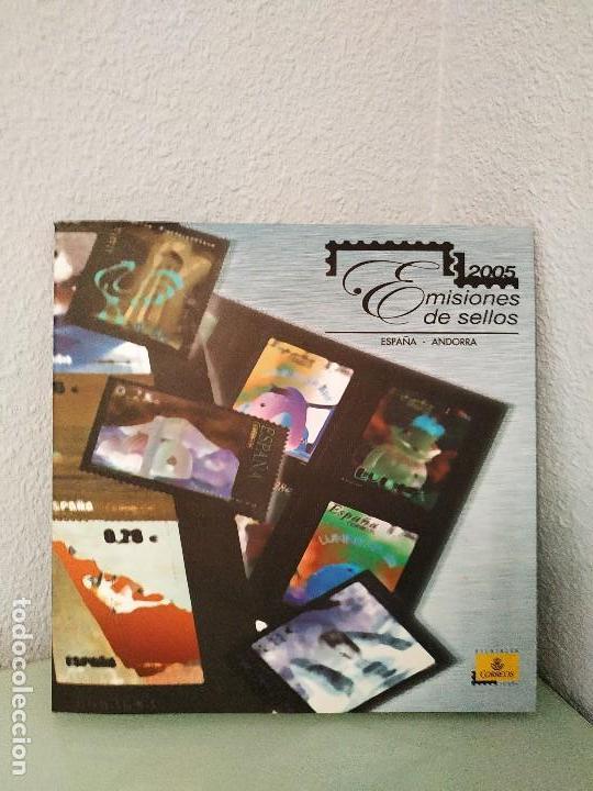 Sellos: Libros oficiales de sellos 2001-2017. España y andorra. - Foto 6 - 150792970