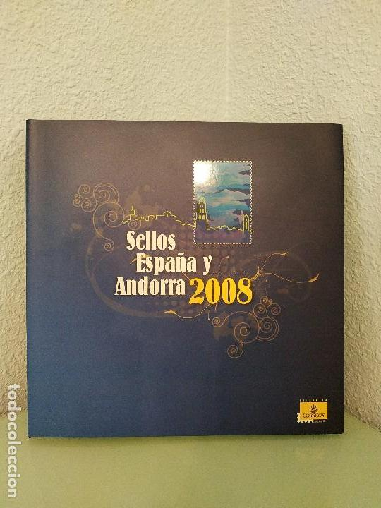 Sellos: Libros oficiales de sellos 2001-2017. España y andorra. - Foto 9 - 150792970