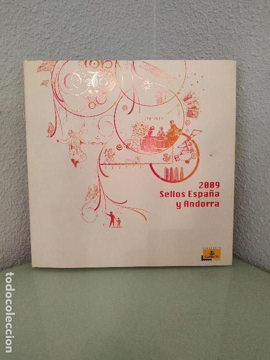 Sellos: Libros oficiales de sellos 2001-2017. España y andorra. - Foto 10 - 150792970