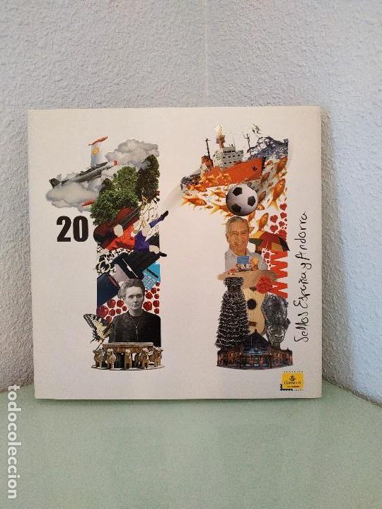 Sellos: Libros oficiales de sellos 2001-2017. España y andorra. - Foto 12 - 150792970