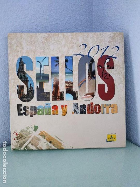 Sellos: Libros oficiales de sellos 2001-2017. España y andorra. - Foto 13 - 150792970