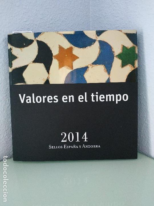 Sellos: Libros oficiales de sellos 2001-2017. España y andorra. - Foto 15 - 150792970