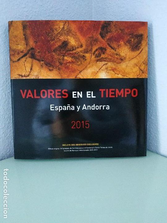Sellos: Libros oficiales de sellos 2001-2017. España y andorra. - Foto 16 - 150792970