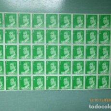 Sellos: 50 SELLOS DE REY JUAN CARLOS DE ESPAÑA, VALOR 1 PTAS, . Lote 150982358