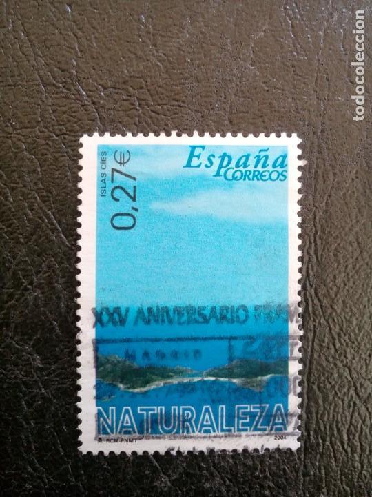 SELLO DE ESPAÑA EDIFIL 4122 USADO 2004 (Sellos - España - Juan Carlos I - Desde 2.000 - Usados)