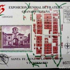 Sellos: SELLOS ESPAÑA 1991 -FOTO 231 Nº 3109, NUEVO. Lote 162643489