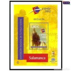 Sellos: ESPAÑA 2002. EDIFIL 3878. FILATELIA JUVENIL. NUEVO** MNH. Lote 50606167