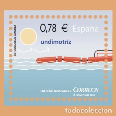NUEVO - EDIFIL 4586 - SPAIN 2010 MNH (Sellos - España - Juan Carlos I - Desde 2.000 - Nuevos)