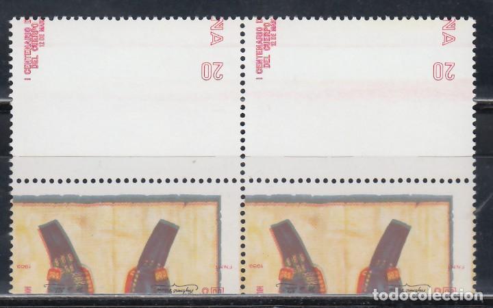 ESPAÑA, 1989 EDIFIL Nº 2998, VARIEDAD IMAGEN MUY DESPLAZADA, (Sellos - España - Juan Carlos I - Desde 1.986 a 1.999 - Nuevos)
