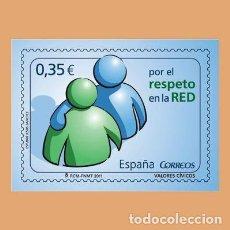 Sellos: NUEVO - EDIFIL 4642 - SPAIN 2011 MNH. Lote 277438408