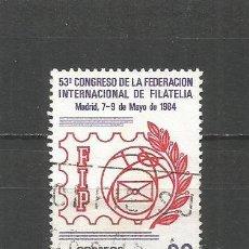 Sellos: ESPAÑA EDIFIL NUM. 2755 USADO. Lote 151850258