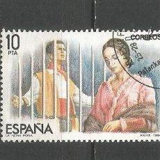 Sellos: ESPAÑA EDIFIL NUM. 2766 USADO. Lote 151850638