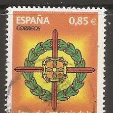 Sellos: ESPAÑA 2012. ORDEN DE SAN FERNANDO. EDIFIL Nº 4707. Lote 152179050