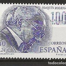 Sellos: R60.G1/ ESPAÑA 2001, MNH**, EDIFIL 3783, PERSONAJES POPULARES. Lote 152339966