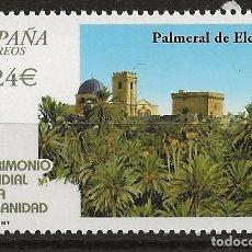 Sellos: R60.G1/ ESPAÑA 2001, MNH**, PATRIMONIO MUNDIAL DE LA HUMANIDAD. Lote 152341054