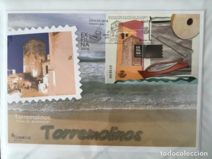 Sellos: España 2014 - Colección Sobres primer día 2014 - Foto 10 - 152371270