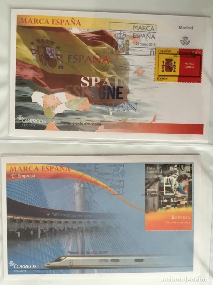Sellos: España 2014 - Colección Sobres primer día 2014 - Foto 14 - 152371270