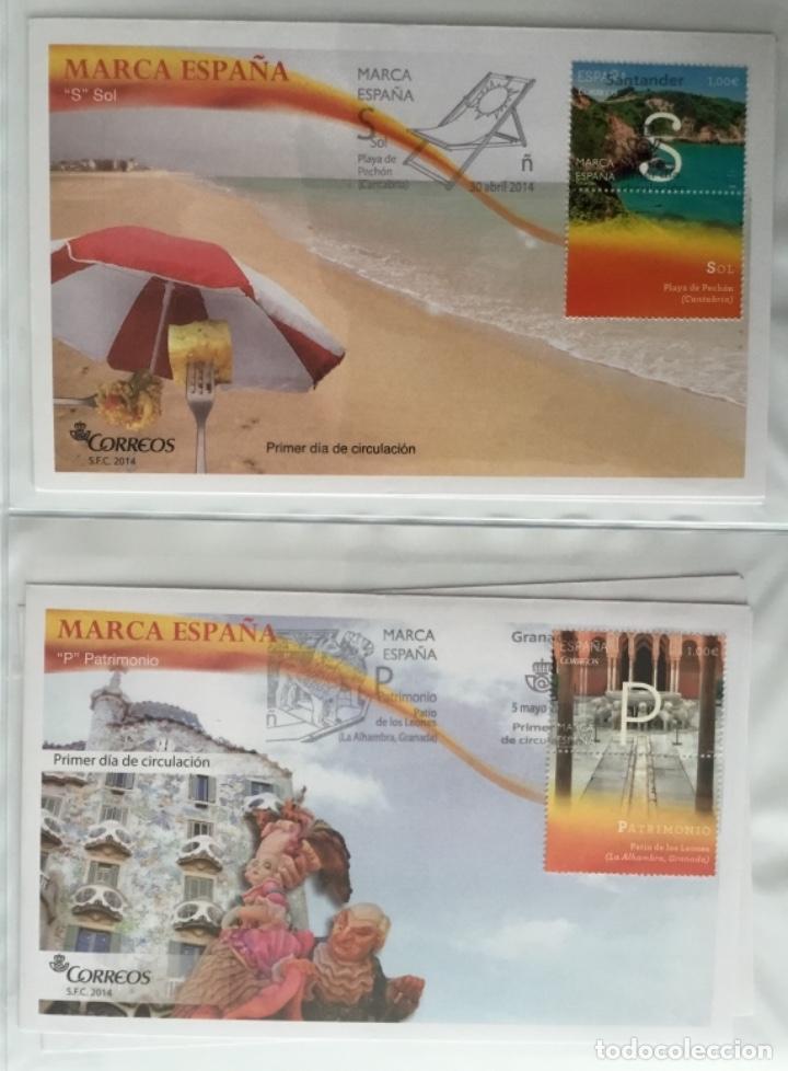 Sellos: España 2014 - Colección Sobres primer día 2014 - Foto 15 - 152371270