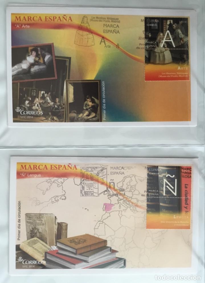 Sellos: España 2014 - Colección Sobres primer día 2014 - Foto 16 - 152371270