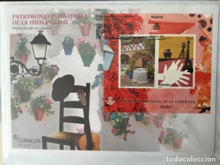 Sellos: España 2014 - Colección Sobres primer día 2014 - Foto 22 - 152371270