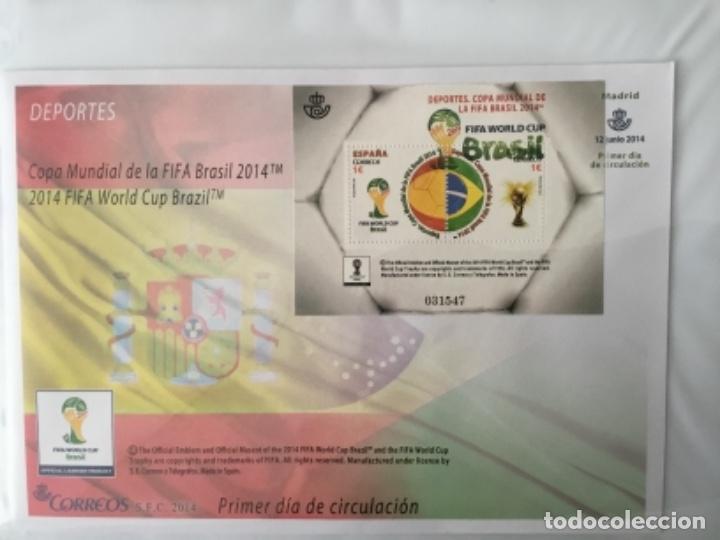 Sellos: España 2014 - Colección Sobres primer día 2014 - Foto 23 - 152371270