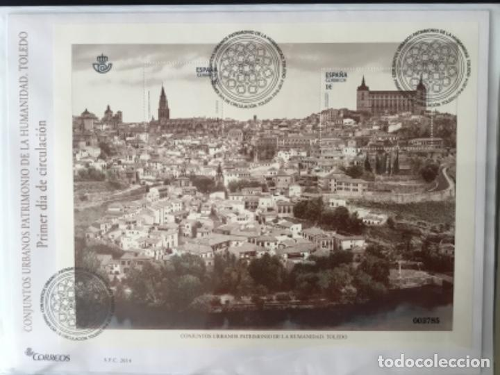 Sellos: España 2014 - Colección Sobres primer día 2014 - Foto 24 - 152371270