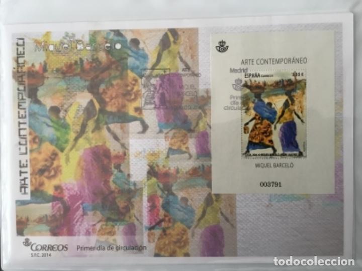 Sellos: España 2014 - Colección Sobres primer día 2014 - Foto 29 - 152371270