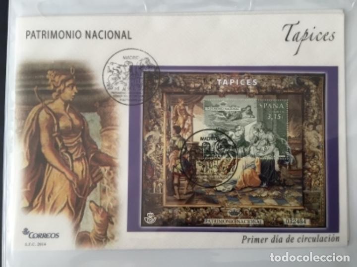 Sellos: España 2014 - Colección Sobres primer día 2014 - Foto 35 - 152371270