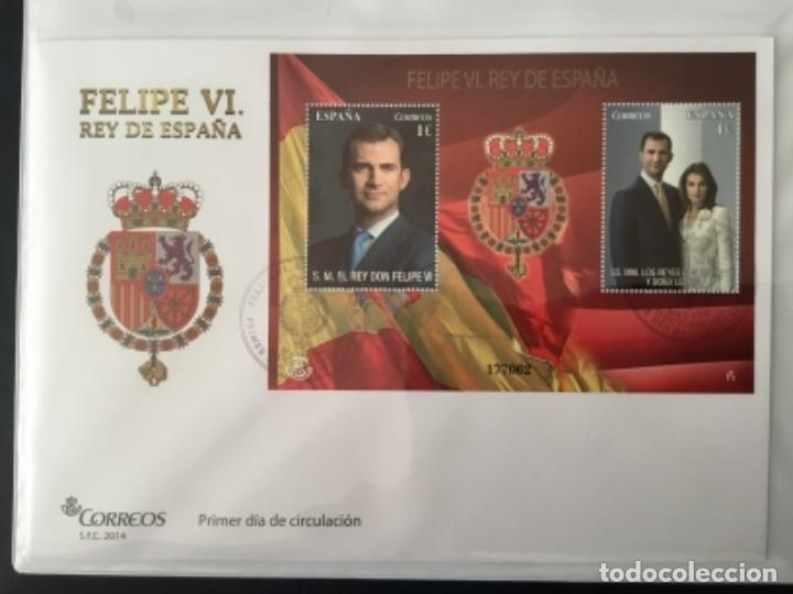 Sellos: España 2014 - Colección Sobres primer día 2014 - Foto 39 - 152371270