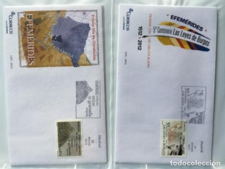 Sellos: España 2013 - Colección Sobres primer día 2013 - Foto 6 - 152371474