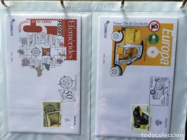 Sellos: España 2013 - Colección Sobres primer día 2013 - Foto 11 - 152371474