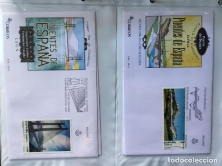 Sellos: España 2013 - Colección Sobres primer día 2013 - Foto 30 - 152371474